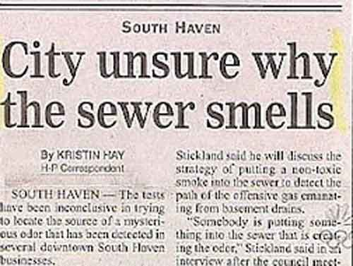 News Headlines Picture: 25 Of The Funniest Unintentional Newspaper Headlines Ever